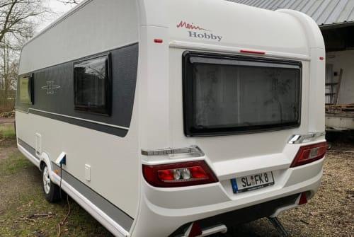 Wohnmobil mieten in Wanderup von privat | Hobby Bjarne