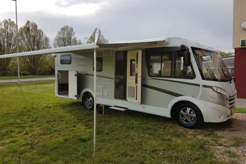 Wohnmobil mieten in Limburg an der Lahn von privat | Dethleffs  Advantage