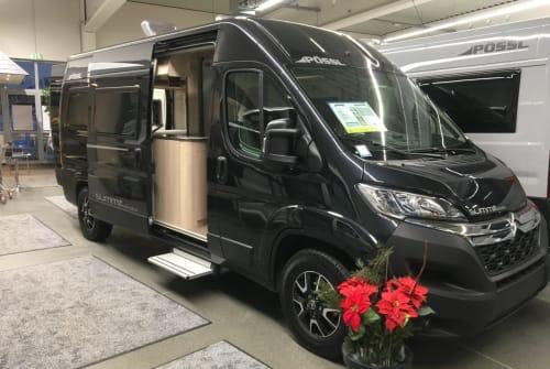 Wohnmobil mieten in Bad Schallerbach von privat | Pössl  la ventura