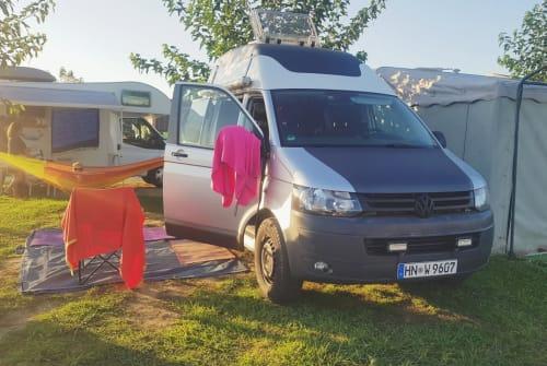 Wohnmobil mieten in Nürnberg von privat | VW Fridolin