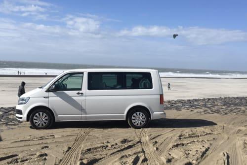 Wohnmobil mieten in Saarbrücken von privat | VW T6 Multivan