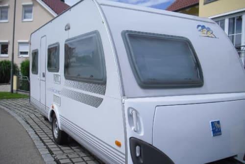 Wohnmobil mieten in Pörnbach von privat | Knaus AbindenSüden