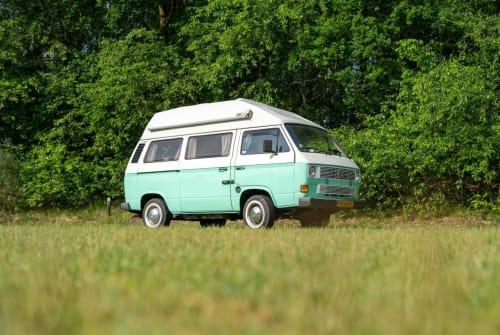 Wohnmobil mieten in Utrecht von privat | Volkswagen Mega Minty