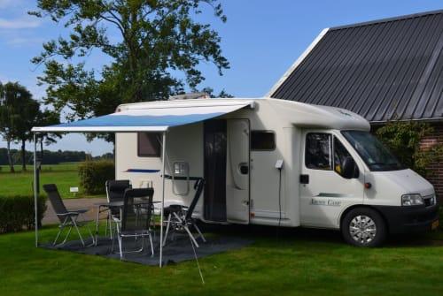 Wohnmobil mieten in Bathmen von privat | Fiat  Camper te huur!