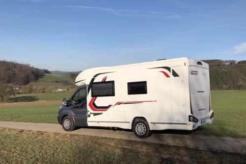 Wohnmobil mieten in Soest von privat | Challenger  Berta