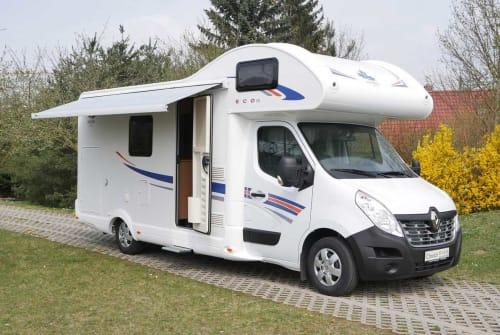 Wohnmobil mieten in Hemmingen von privat | Ahorn Garda