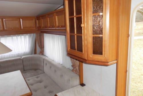Wohnmobil mieten in Hamburg von privat | Hobby Hobby 400T de Luxe