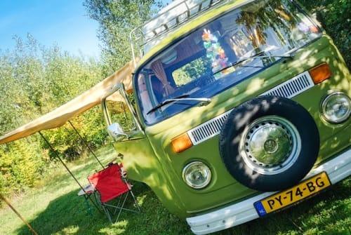 Wohnmobil mieten in Erp von privat | Volkswagen De vakantiebus