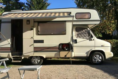 Wohnmobil mieten in Erkelenz von privat | Fiat Günther
