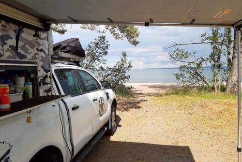 Wohnmobil mieten in Prambachkirchen von privat | Ford  Ranger