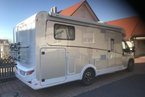 Wohnmobil mieten in Reichertshofen von privat | Dethleffs Paddy