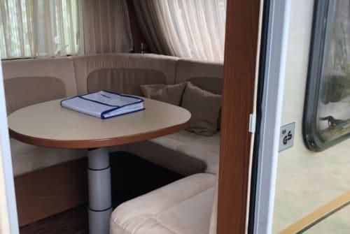 Wohnmobil mieten in Beckum von privat | Hymer Sweet dreams