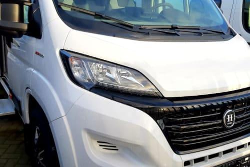 Wohnmobil mieten in Hamburg von privat | Fiat ducato Nord- Mobil