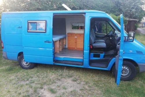 Wohnmobil mieten in Jena von privat | Mercedes Benz Matzn