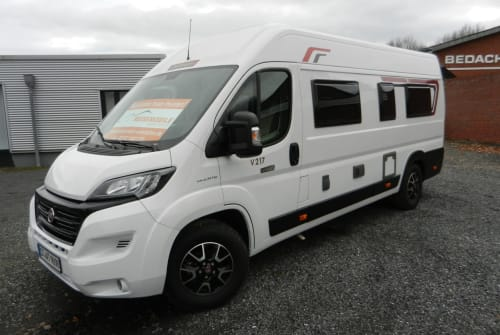 Wohnmobil mieten in Emsdetten von privat | Challenger Vany V217