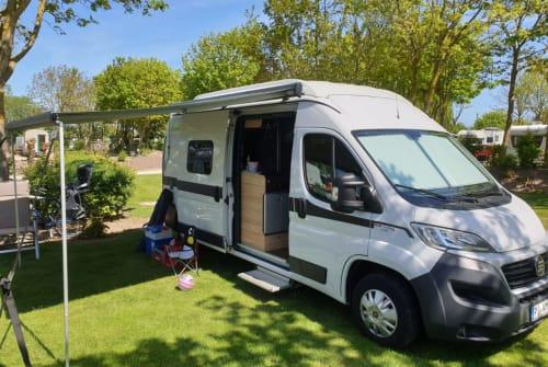 Wohnmobil mieten in Quickborn von privat | Hymercar Yosy