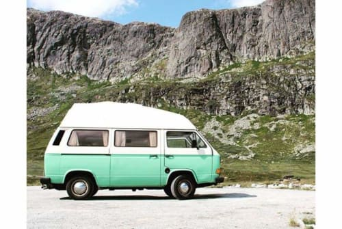Wohnmobil mieten in Drachten von privat | Volkswagen Volkswagen T3