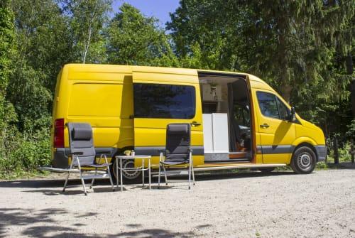 Wohnmobil mieten in Urk von privat | VW Voormalig DHL