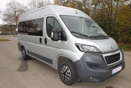 Wohnmobil mieten in Weil der Stadt von privat | Peugeot Silver Stalone