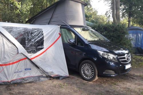 Wohnmobil mieten in Chemnitz von privat | Mercedes Benz Otto