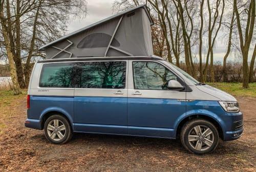 Wohnmobil mieten in Parchim von privat | VW Pütter Bulli