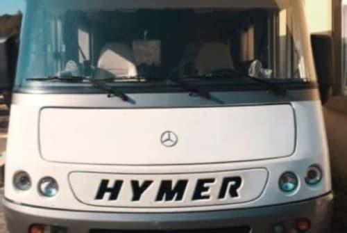 Wohnmobil mieten in Weingarten von privat | Hymer Calimero