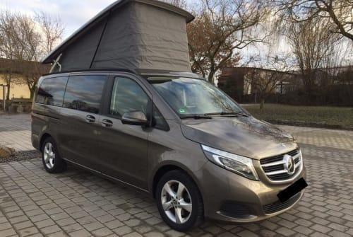 Wohnmobil mieten in Genthin von privat | Mercedes-Benz Konny