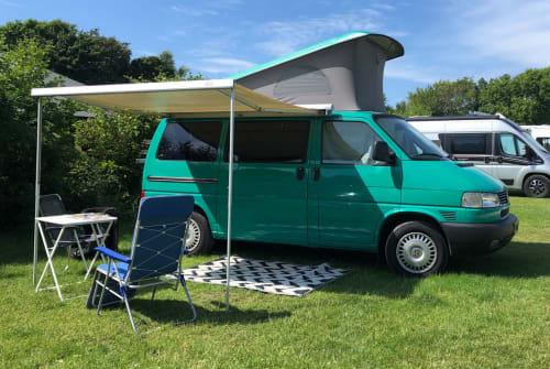 Wohnmobil mieten in Haarlem von privat | Volkswagen Groene Joker