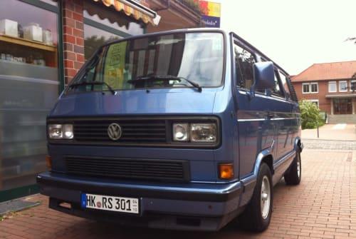 Wohnmobil mieten in Schneverdingen von privat | VW Bluemotion