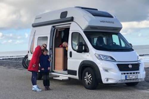 Wohnmobil mieten in Salzkotten von privat | Weinsberg Knut
