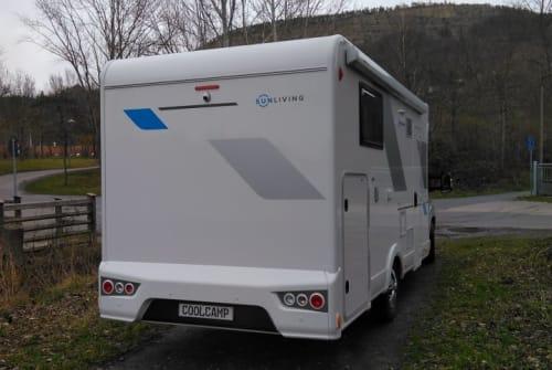 Wohnmobil mieten in Jena von privat | SunLiving Ectomobil