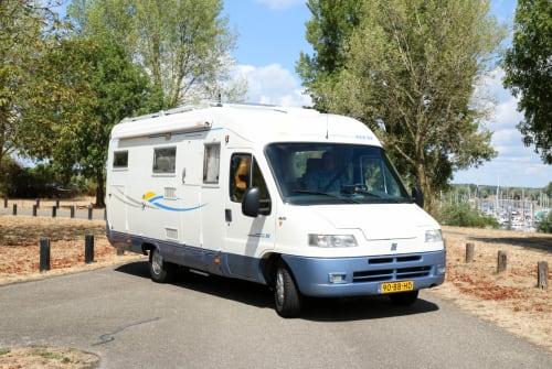 Wohnmobil mieten in Duiven von privat | Fiat Smidscamper