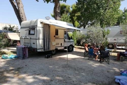 Wohnmobil mieten in Siddeburen von privat | Fiat Knusse Camper
