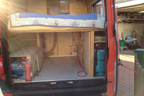 Wohnmobil mieten in Linz von privat | VW CAFTER Schröckis