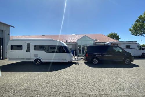Wohnmobil mieten in Berlin von privat   Hobby Paul