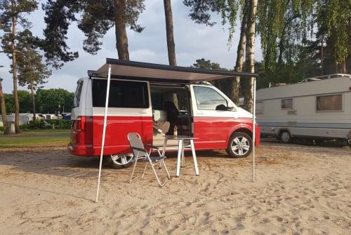 Wohnmobil mieten in Nordhorn von privat | VW T6 LiLo