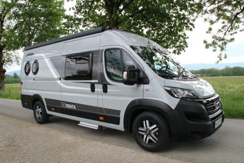Wohnmobil mieten in München von privat | Pössl Charlie