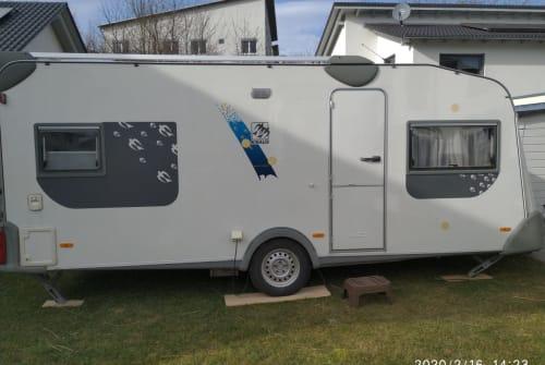 Wohnmobil mieten in Erbach von privat | Knaus Knaus Eurostar