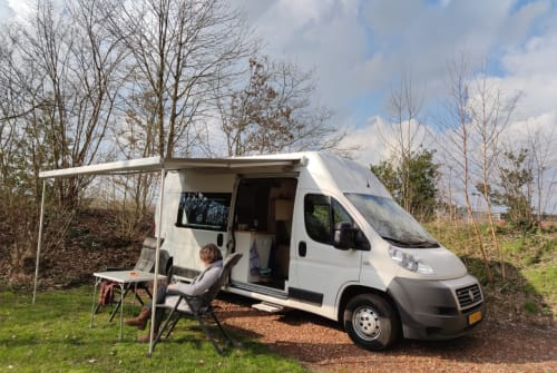 Wohnmobil mieten in Noord-Scharwoude von privat | Fiat Ducato Unieke camper.