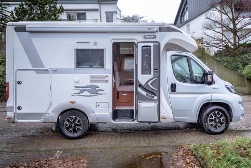 Wohnmobil mieten in Weingarten von privat | Fiat Tildi*Neu