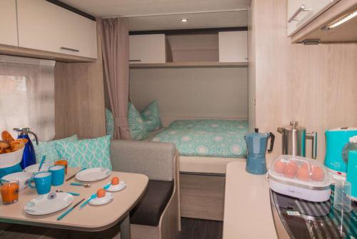 Wohnmobil mieten in Martinsheim von privat | Caravelair Frigga