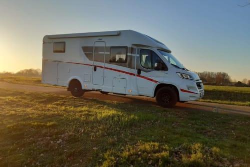 Wohnmobil mieten in Beringe von privat | Sunlight  Sunlight T67