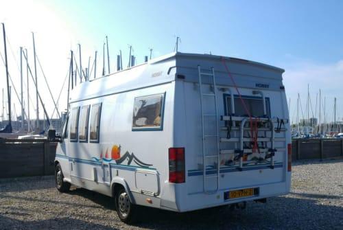 Wohnmobil mieten in Kaatsheuvel von privat | Fiat Heerlijke Hobby