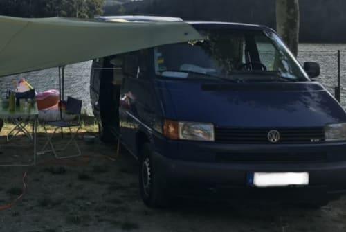 Wohnmobil mieten in Köln von privat | VW Alfie