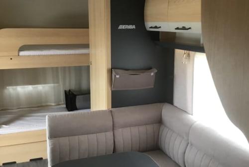 Wohnmobil mieten in Laichingen von privat | Hymer Exciting 560 Hymer Family
