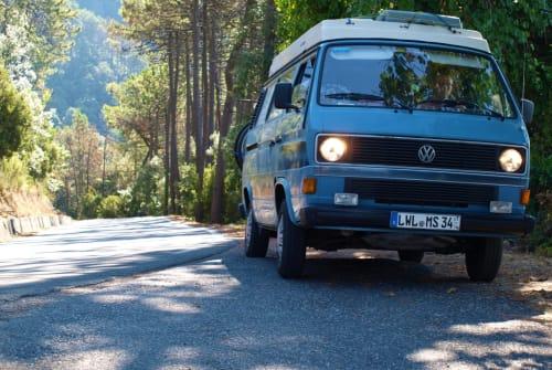 Wohnmobil mieten in Warsow von privat | VW le Bleu