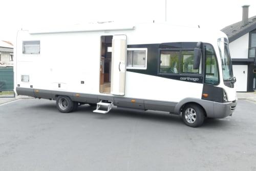 Wohnmobil mieten in Gründau von privat | Carthago Reisemobil