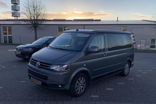 Wohnmobil mieten in Berlin von privat | VW T5 Bob