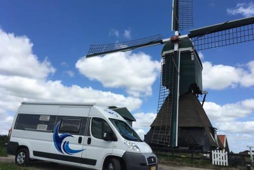 Wohnmobil mieten in Brandwijk von privat | FIAT Trees