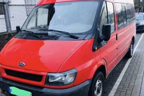 Wohnmobil mieten in Gießen von privat | Ford  The Van